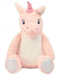Pink Unicorn Zippie